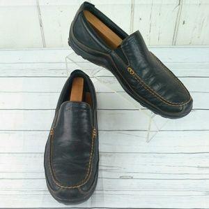 Cole Haan Tucker Venetian Loafers Brown Leather 11